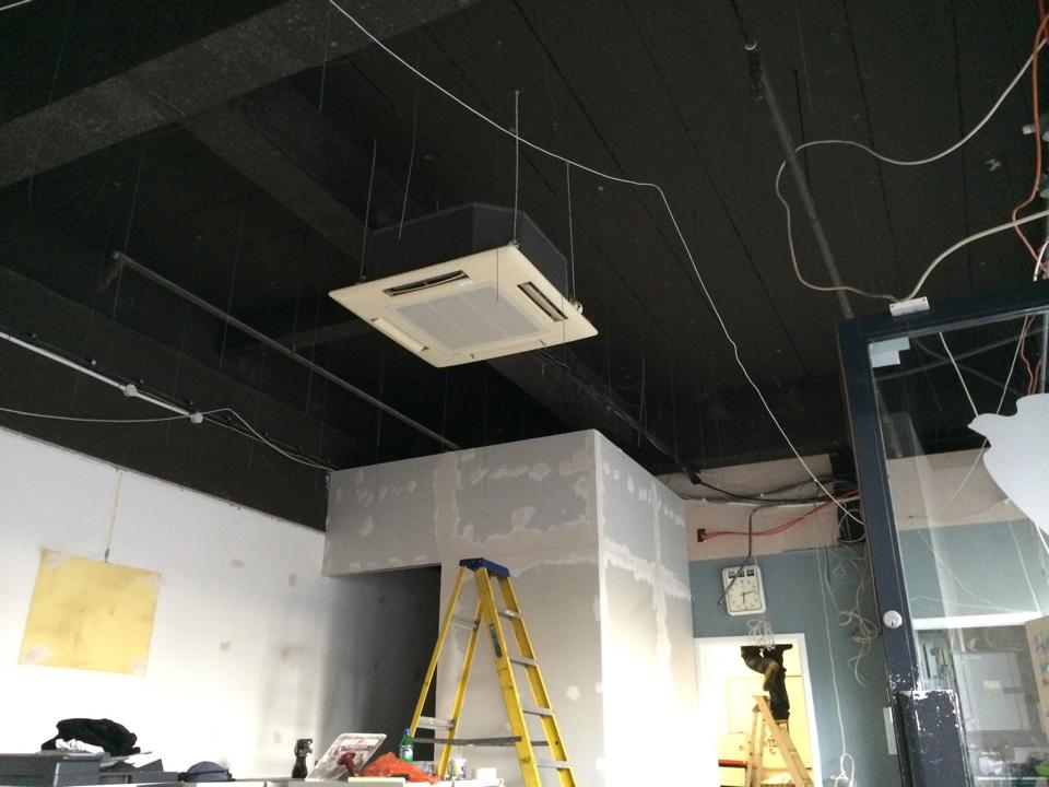 Suspended Ceilings' - ACS Imaging - Signage Kent
